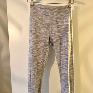 Full length lululemon leggings size 6